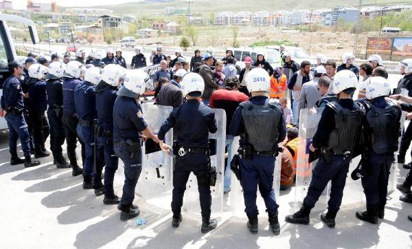 Depremzedeler Ankara'ya yürüyor 8