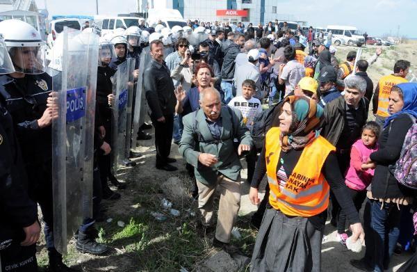Depremzedeler Ankara'ya yürüyor 9