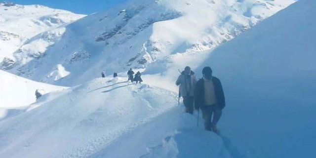 Minik Muharrem'in cenazesini 16 km sırtta taşıdılar 1