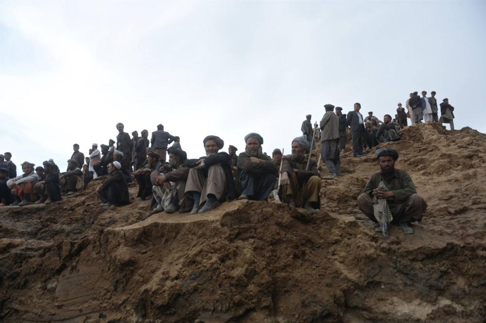 Afganistan'da heyelan faciası 15