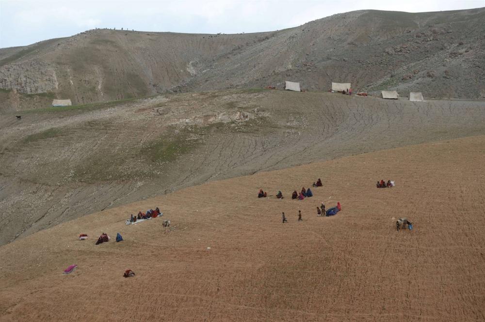 Afganistan'da heyelan faciası 16