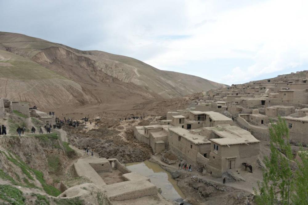 Afganistan'da heyelan faciası 22