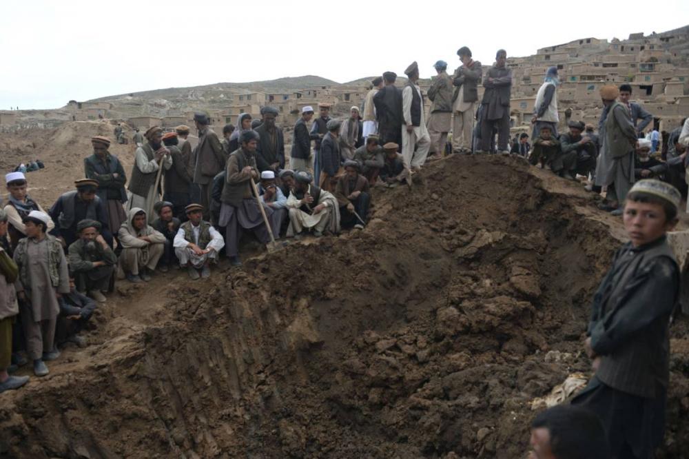 Afganistan'da heyelan faciası 23
