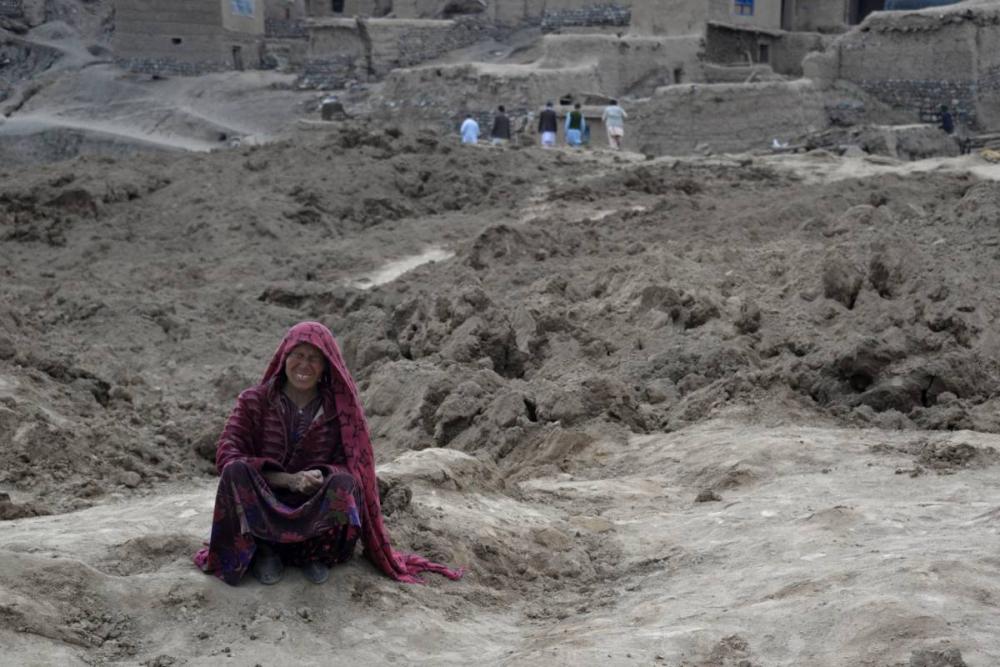 Afganistan'da heyelan faciası 24