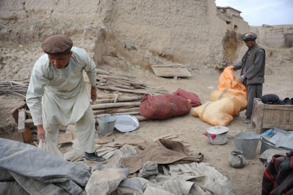 Afganistan'da heyelan faciası 27
