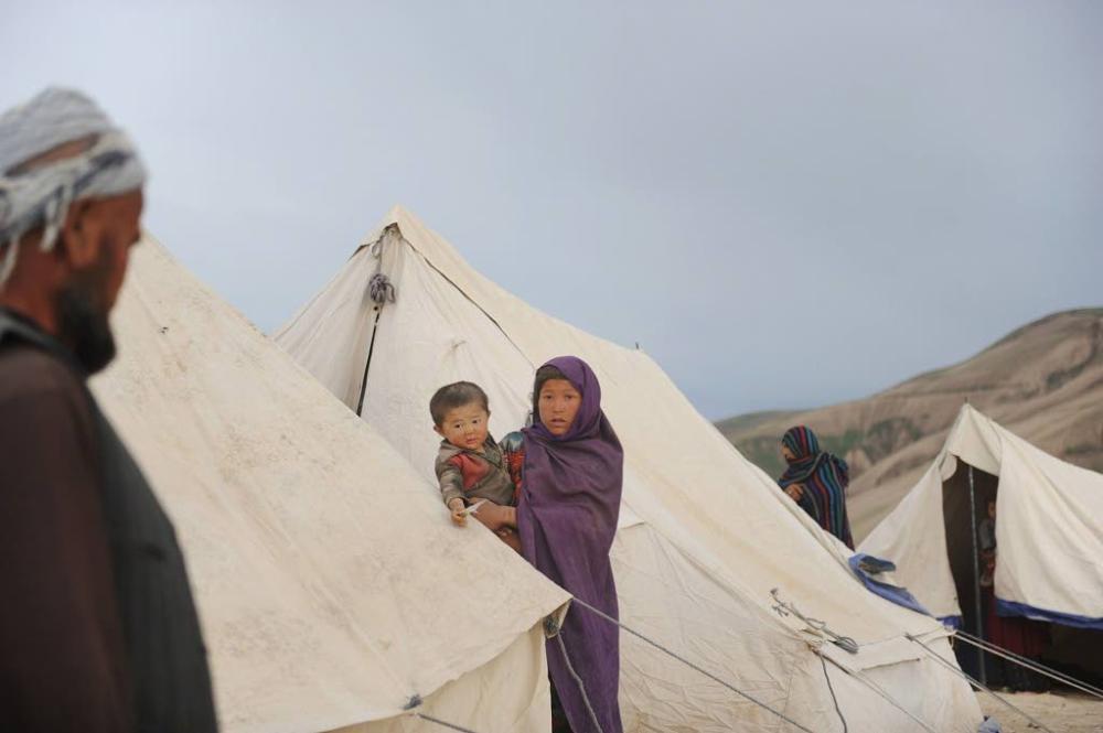 Afganistan'da heyelan faciası 8