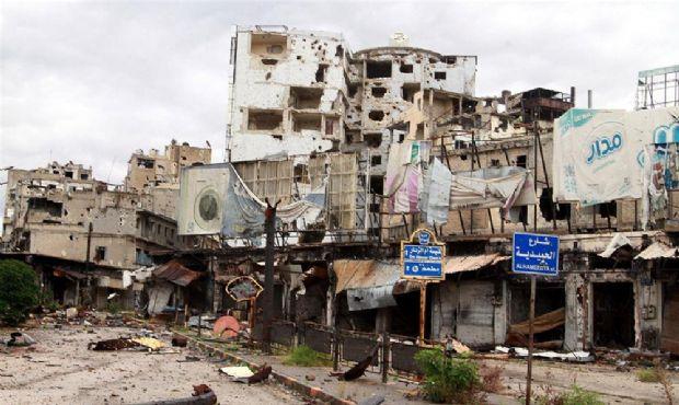 """Tarihi kent """"Humus"""" mezarlığa döndü 2"""