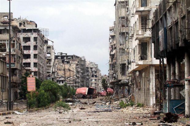 """Tarihi kent """"Humus"""" mezarlığa döndü 4"""