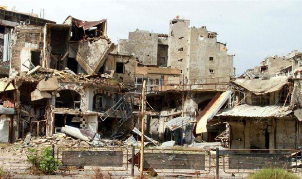 """Tarihi kent """"Humus"""" mezarlığa döndü 5"""