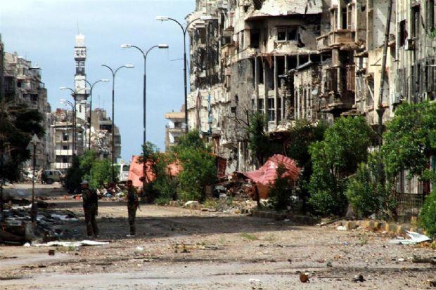 """Tarihi kent """"Humus"""" mezarlığa döndü 6"""