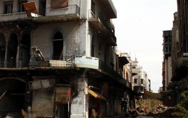 """Tarihi kent """"Humus"""" mezarlığa döndü 8"""
