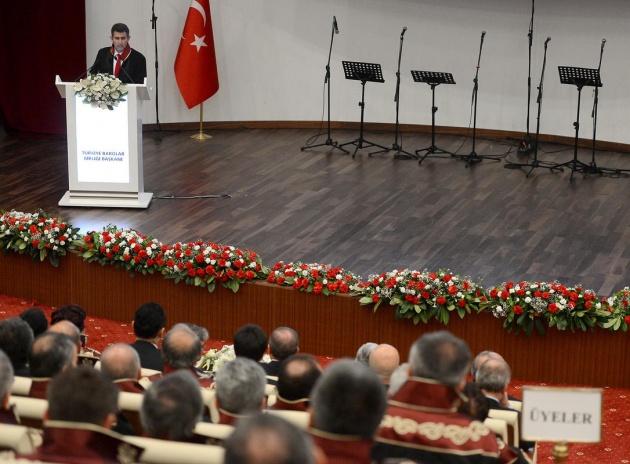 Danıştay'da gerilim! Erdoğan salonu terk etti 1