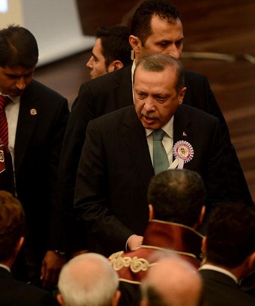 Danıştay'da gerilim! Erdoğan salonu terk etti 12
