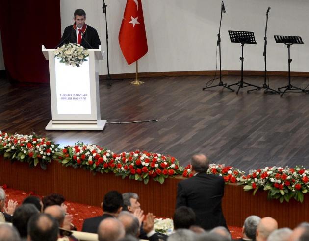 Danıştay'da gerilim! Erdoğan salonu terk etti 2