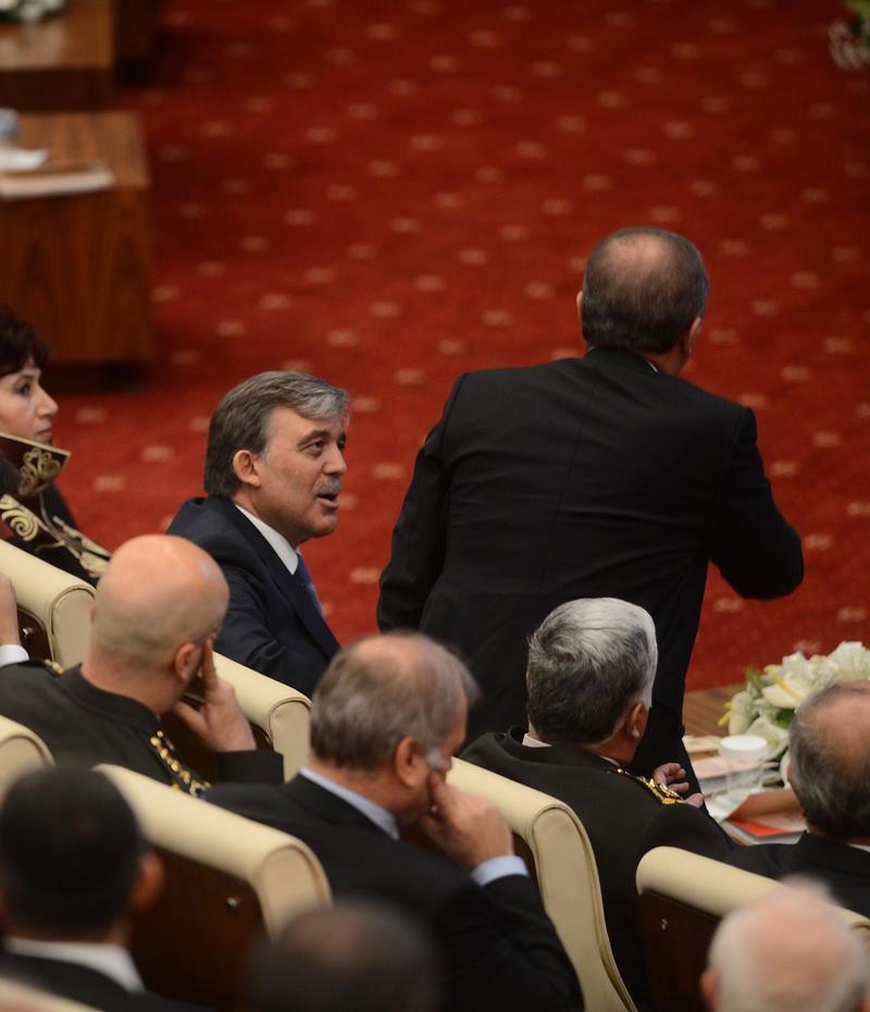 Danıştay'da gerilim! Erdoğan salonu terk etti 3