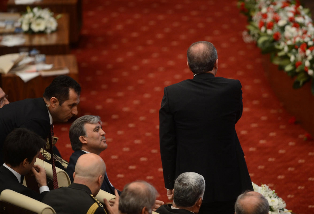 Danıştay'da gerilim! Erdoğan salonu terk etti 4