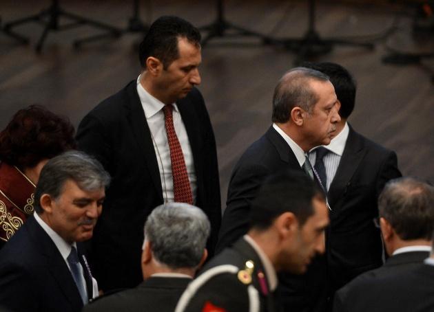 Danıştay'da gerilim! Erdoğan salonu terk etti 5