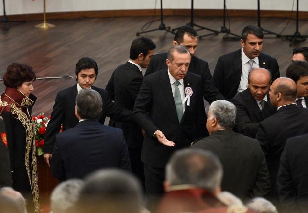 Danıştay'da gerilim! Erdoğan salonu terk etti 6