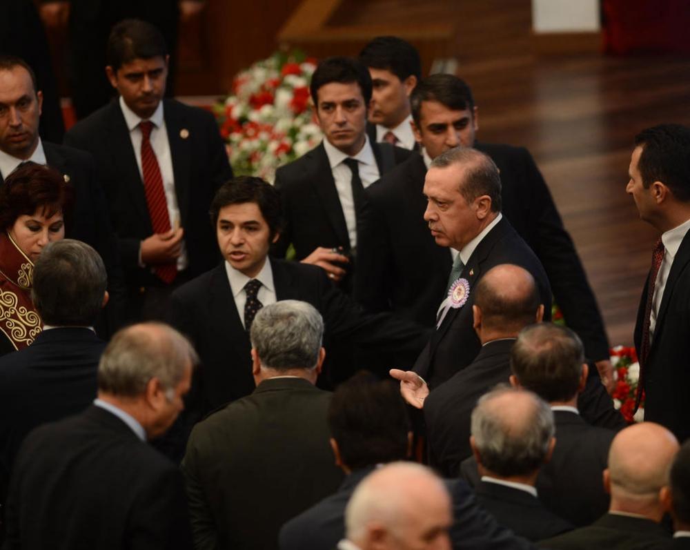 Danıştay'da gerilim! Erdoğan salonu terk etti 8