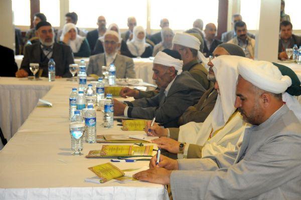 """""""Demokratik"""" İslam Kongresi'nin ilk günü sona erdi 7"""