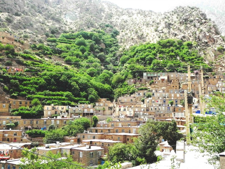 Doğu Kurdistan'da Bir İnci:Hewraman 3
