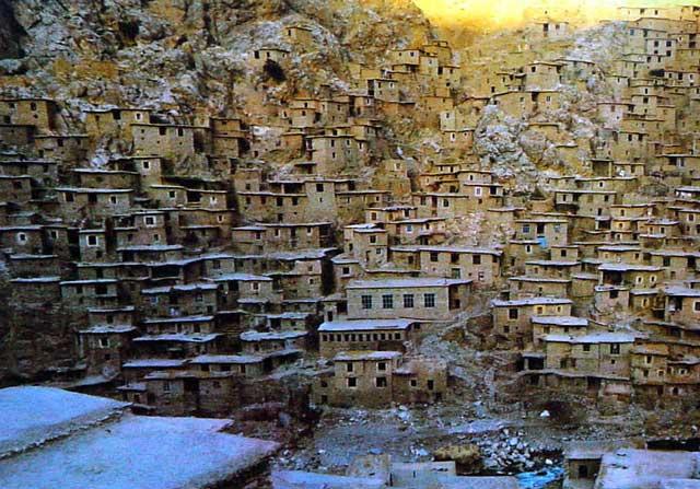 Doğu Kurdistan'da Bir İnci:Hewraman 8