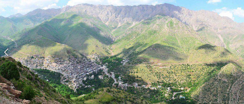 Doğu Kurdistan'da Bir İnci:Hewraman 9