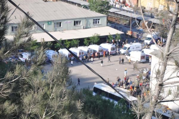Manisa Soma'da maden faciası 10