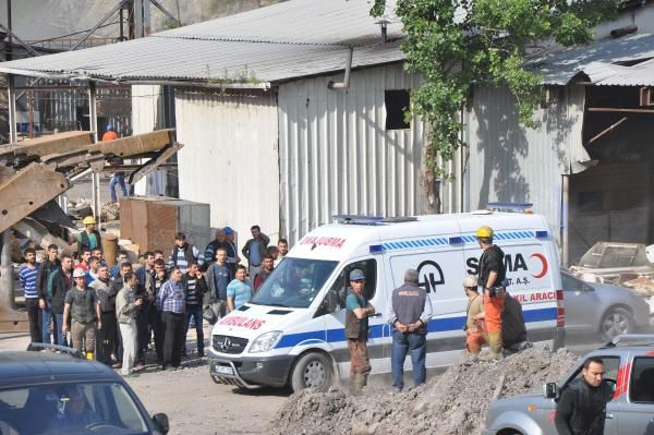 Manisa Soma'da maden faciası 11