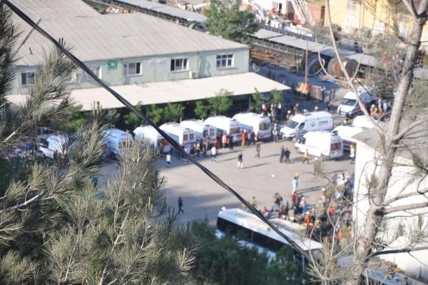 Manisa Soma'da maden faciası 17