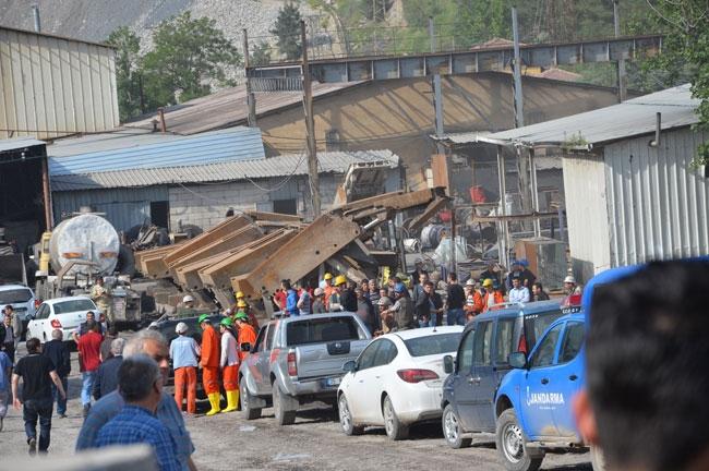 Manisa Soma'da maden faciası 23