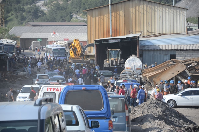 Manisa Soma'da maden faciası 25