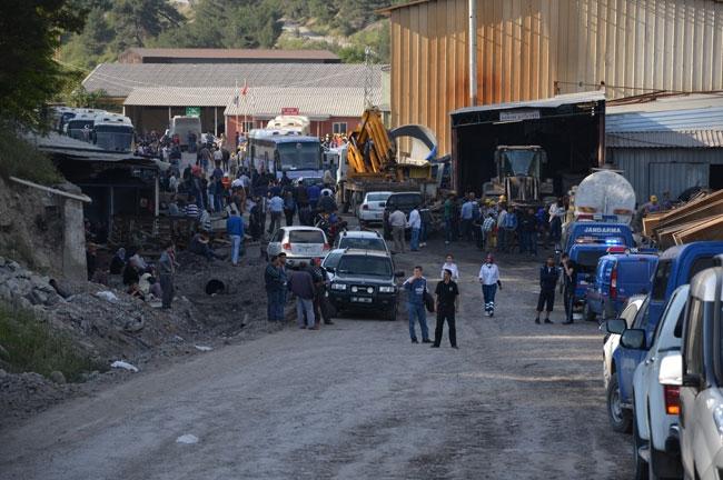 Manisa Soma'da maden faciası 27