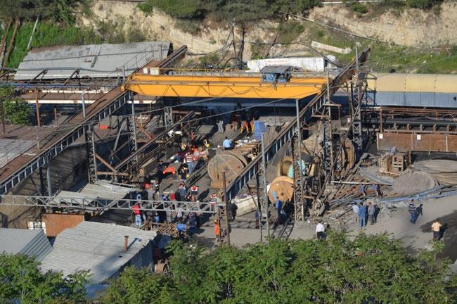 Manisa Soma'da maden faciası 28