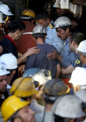 Manisa Soma'da maden faciası 29