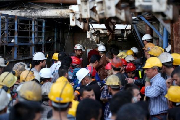 Manisa Soma'da maden faciası 31