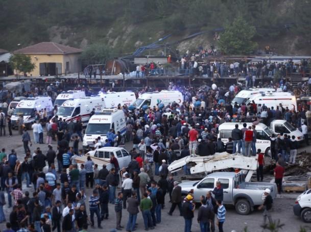Manisa Soma'da maden faciası 34