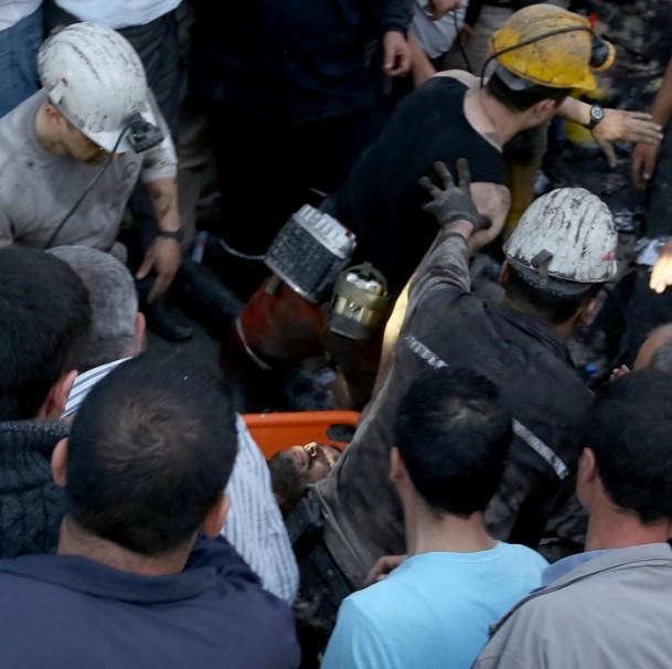 Manisa Soma'da maden faciası 35