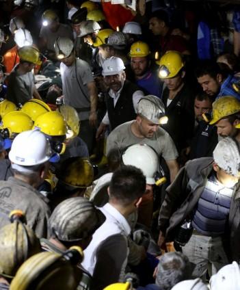 Manisa Soma'da maden faciası 37