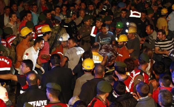 Manisa Soma'da maden faciası 41