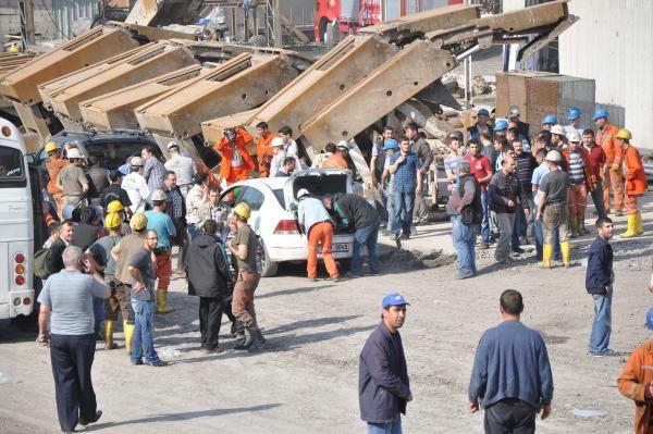 Manisa Soma'da maden faciası 5