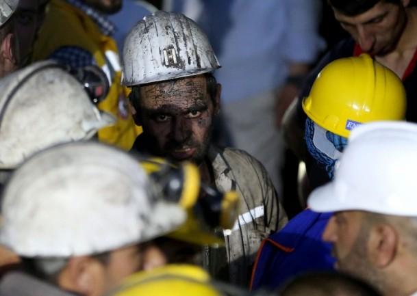 Manisa Soma'da maden faciası 57