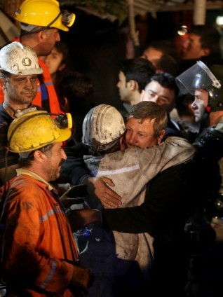 Manisa Soma'da maden faciası 59