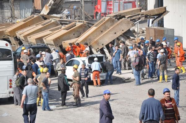 Manisa Soma'da maden faciası 6