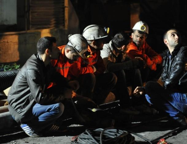 Manisa Soma'da maden faciası 62