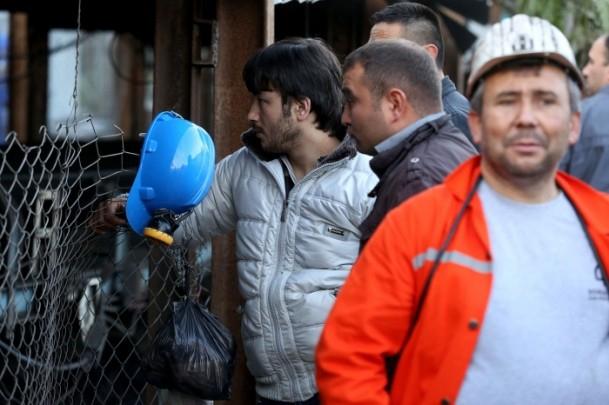 Manisa Soma'da maden faciası 64