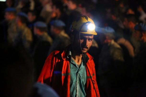 Manisa Soma'da maden faciası 68