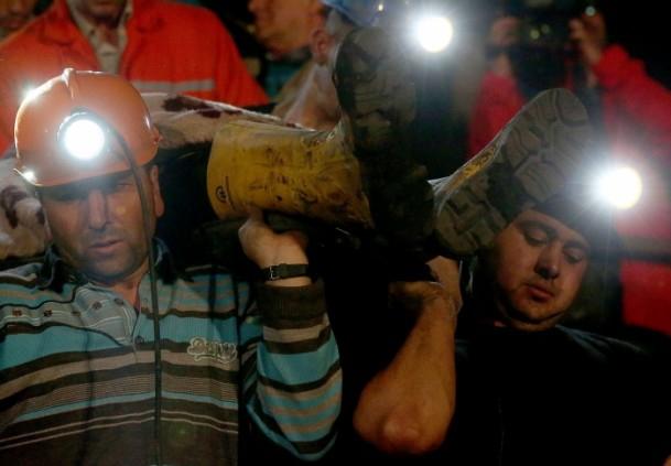 Manisa Soma'da maden faciası 70