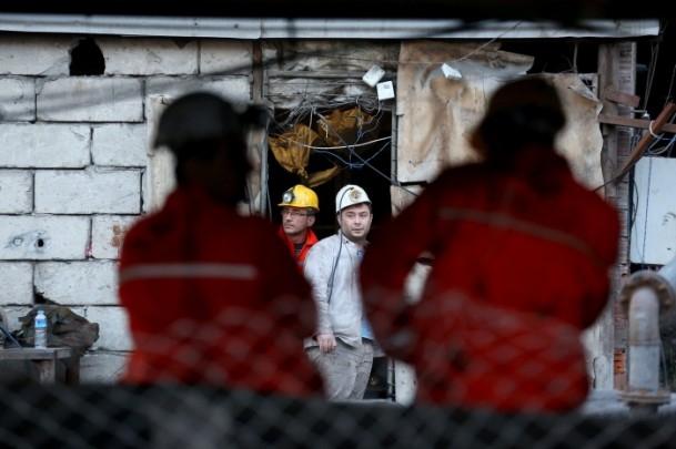 Manisa Soma'da maden faciası 71