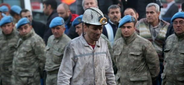 Manisa Soma'da maden faciası 74